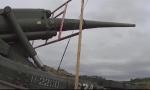 俄罗斯核子大炮试射