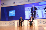 新華社報道馬雲出席世貿組織部長會議:中國對企業家的支援是電商繁榮的關鍵