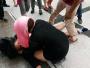 """武汉护士马来西亚街头救人 街头响起""""China""""的欢呼"""
