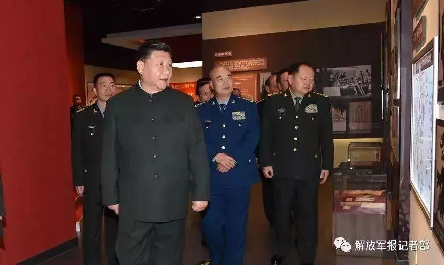 """全天北京赛车PK10计划:军委集体视察的""""万岁军"""",都有哪些先进装备?"""