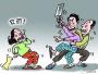 漯河:男子精神病发作欲掂刀砍人 民警机智处置