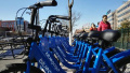 滴滴将成立共享单车新品牌 或0元收购小蓝单车