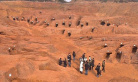 成都发掘出200余座大型崖墓群