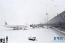 南京机场因暴雪关闭