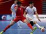 五人制亚锦赛-中国队不敌伊朗队 提前小组出局