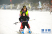 春节假期去滑雪 冰雪运动成为跨年消费热点