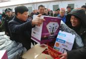 鹿邑县:汇聚慈善力量 助力脱贫攻坚