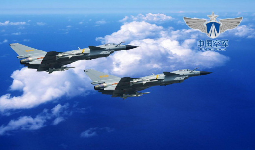 空軍 中國空軍新春宣傳片發佈