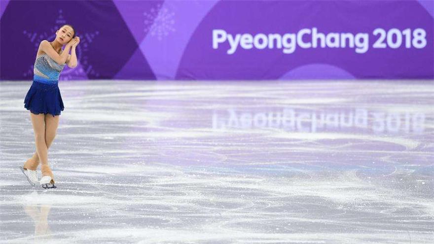 花滑女单李香凝获得自由滑资格