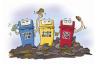 哈市初步建生活垃圾分类体系 25个垃圾处理项目年内开复工