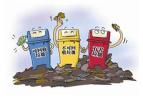 哈市初步建生活垃圾分類體系 25個垃圾處理項目年內開復工