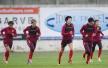 阿尔加夫杯:中国队演练防守备战挪威