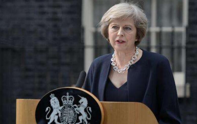 急速赛车是正规的吗:特雷莎・梅公布英国政府新的脱欧政策