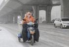 吉林两周三轮强降雪