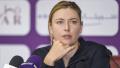 """莎拉波娃宣布与教练""""分手"""""""