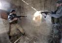 坦克拆房 重锤破门 战地视频解析叙军东古塔血腥巷战