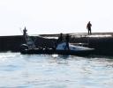马来西亚采砂船倾覆已发现7名中国船员其中2人死亡 另有两遗体暂无法确认