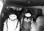 长春一面包车核载11人拉了14名学生 被交警当场查获