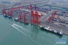 河北港口吞吐量增长