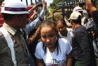 缅甸八千囚犯被特赦