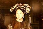 穿越时空!这些150年前的照片首次公布 告诉你清朝女人到底多美!