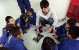人工智能融入中小学课堂:编程、3D打印等课程一开课就爆满