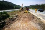 杭宁高速拓宽开工部分路段货车禁行,司机朋友绕行请收好这张图