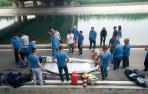 空姐遇害案嫌疑人尸体被寻获