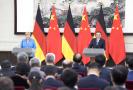 李克强与默克尔一致表示:共同推进中欧投资协定谈判