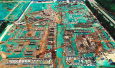 最新进展!华谊兄弟电影城老济南街轮廓初显