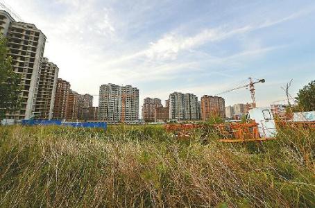 济南外海中央花园有望7月中旬开工