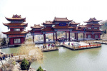华夏城文旅项目蝶变记:设计匠心让采石场化身生态园