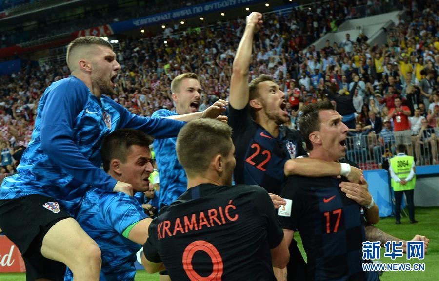 [77](外代二线)俄罗斯世界杯——克罗地亚晋级决赛