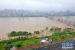 暴雨黄色预警 上海江苏海南广东等地今起有大暴雨