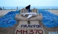 MH370最终调查报告让失联者家属不满意:没有结论和答案