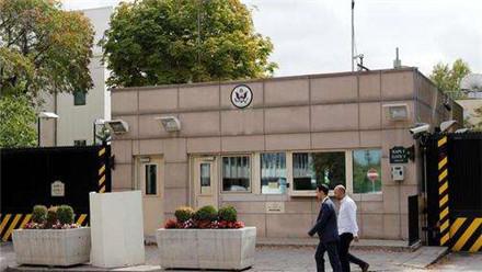土耳其 美国驻土耳其大使馆发生枪击