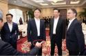 刘强东归国后首次现身 美国警方否认曝光其监狱照
