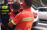 南京街头有人抢小孩?涉事人员已被警方控制