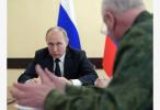 普京再放狠话:俄若遭导弹袭击 将用核武器报复