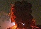 樱岛火山爆发性喷发