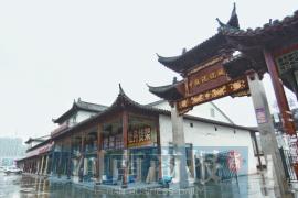 """郑州中陆广场也有了""""豫园""""堪比上海城隍庙"""