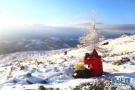 气温降低催热冰雪游温泉游 这些景区最火爆