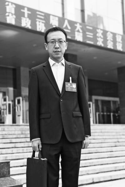 省政协委员李旸
