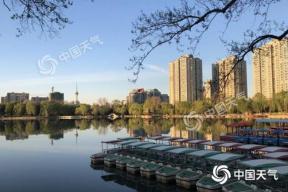 北京今起持續4天升溫週四或達27℃ 清明假期有冷空氣