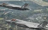 日本航空自卫队一架F-35A战机飞行训练时失联