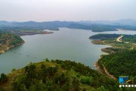 河南桐柏:淮河之源春色浓