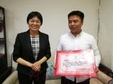 """新乡22岁小伙捐赠""""生命种子""""为广州11岁小患者送希望"""