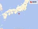 日本本州南岸近海发生6.4级地震 震源深度380千米