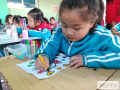胶州杜村小学26个社团让校园活动丰富多彩