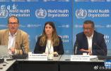 世衛組織:中國及時分享新型冠狀病毒疫情信息